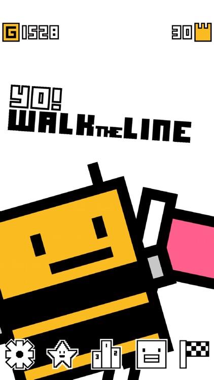 Yo! Walk the Line screenshot-7