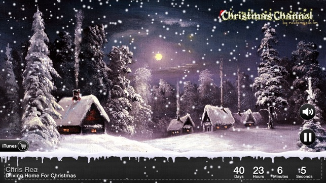 Christmas Channel On The App Store