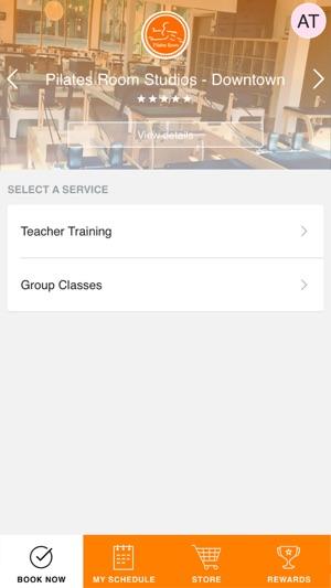 Pilates Room Studios on the App Store