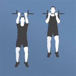 Pull Ups training & exercises