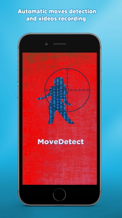 MoveDetect PRO screenshot-0