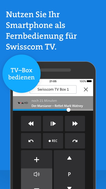 Swisscom TV Air screenshot-5