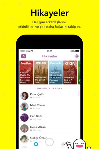 Snapchat screenshot 3