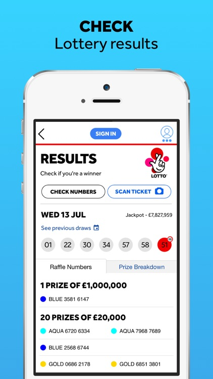 The National Lottery(Official) screenshot-3
