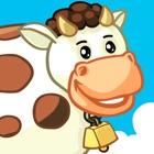 Puzzle di animale bambini icon