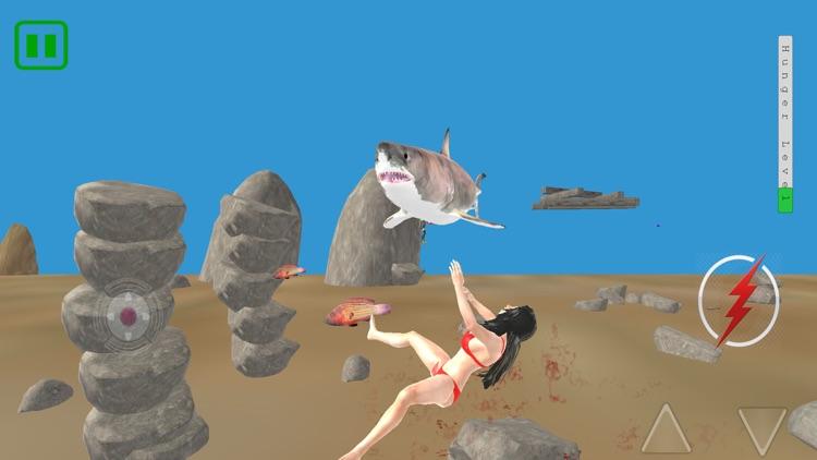 Angry Shark Attack Simulator screenshot-3