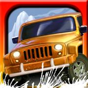 雪地越野轻量版 -- 雪山之巅极限赛车/竞速游戏
