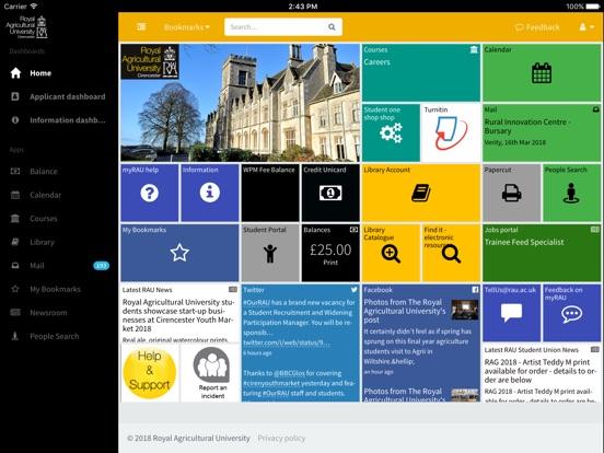 myRAU screenshot 6