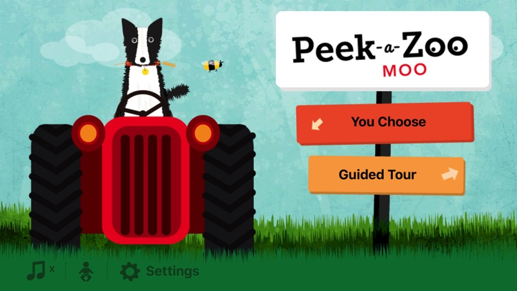 Peek-a-Zoo Farm for Toddlers