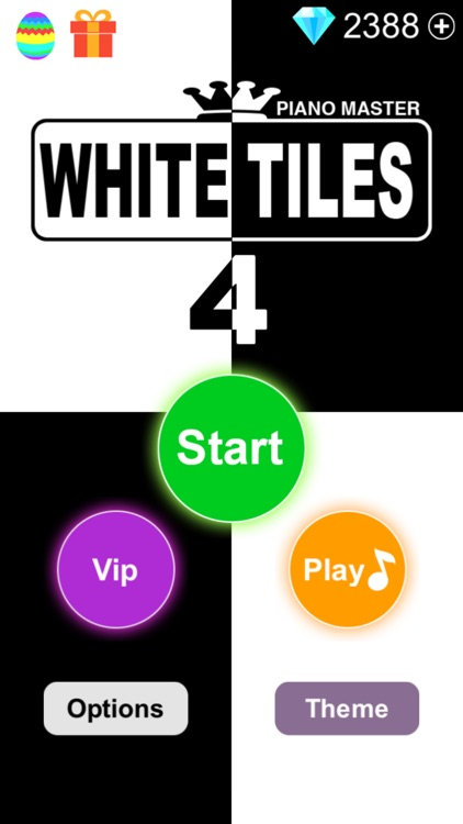 White Tiles 4: Piano Master 2 screenshot-1