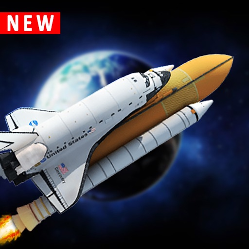 New Space Ship Simulator 2018