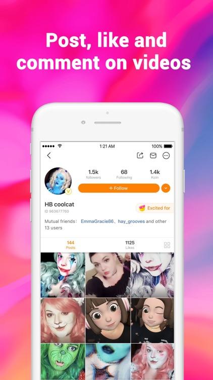Kwai - Video Social Network screenshot-6