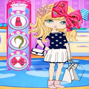 cool doll dress up app