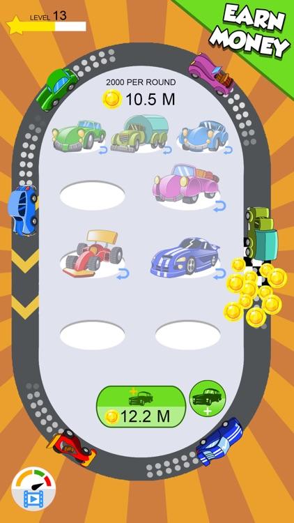 Merge Car -Idle cars