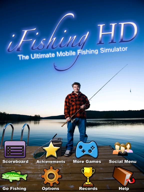 i Fishing HDのおすすめ画像1