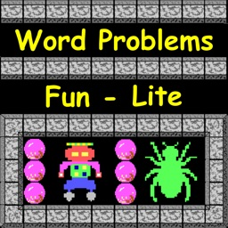 Math Galaxy Word Problems Fun - Lite