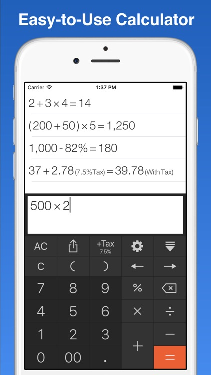 Rapid & Quick Calculator Pro screenshot-4