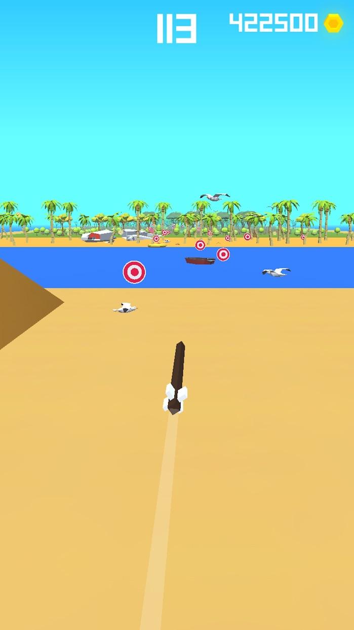 Flying Arrow! Screenshot