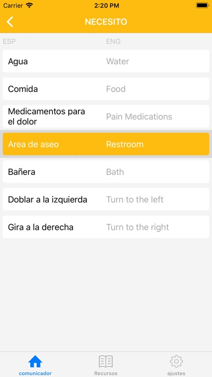 Patient Communicator screenshot-3
