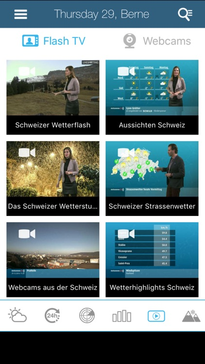 Weather for Germany Pro screenshot-3