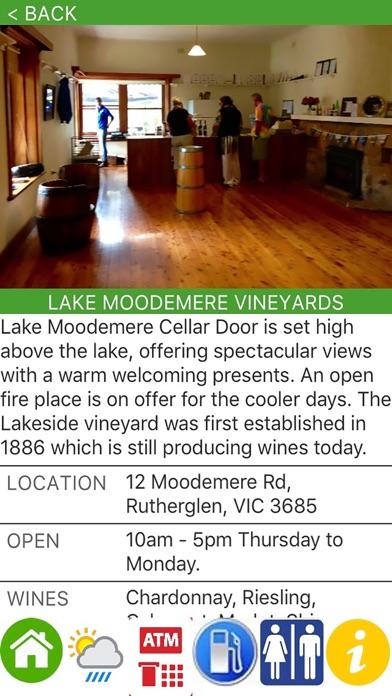 WineMapz.Co Rutherglen VIC screenshot four