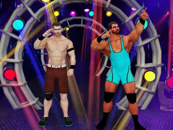 Real Wrestling Revolution 3d screenshot 10