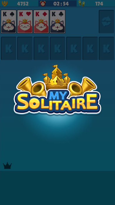My Solitaire - Card Game screenshot 5