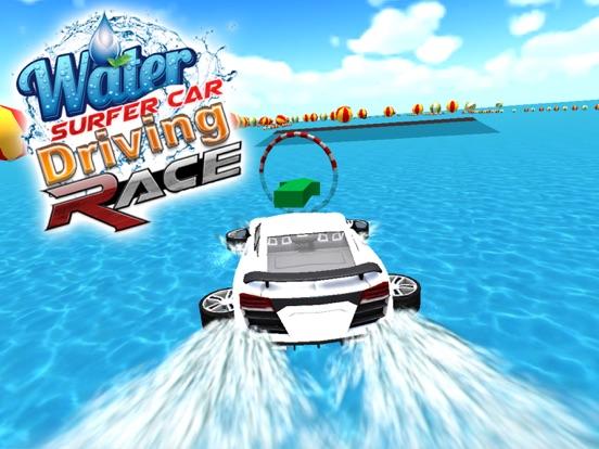 плавучий вода Автомобиль трюк для iPad