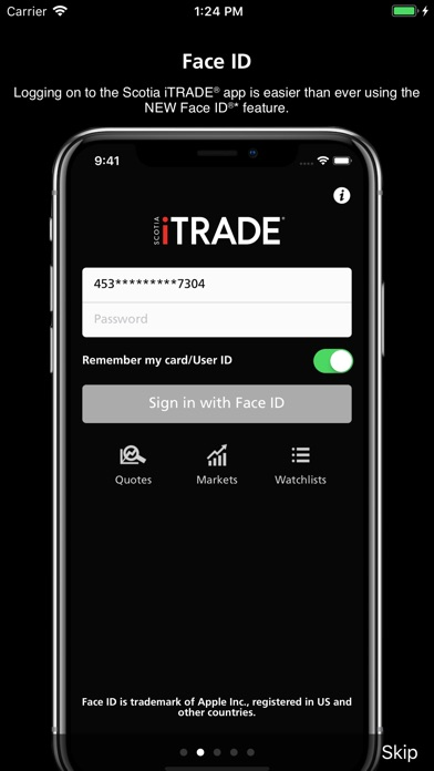 Scotia Itrade App For Iphone