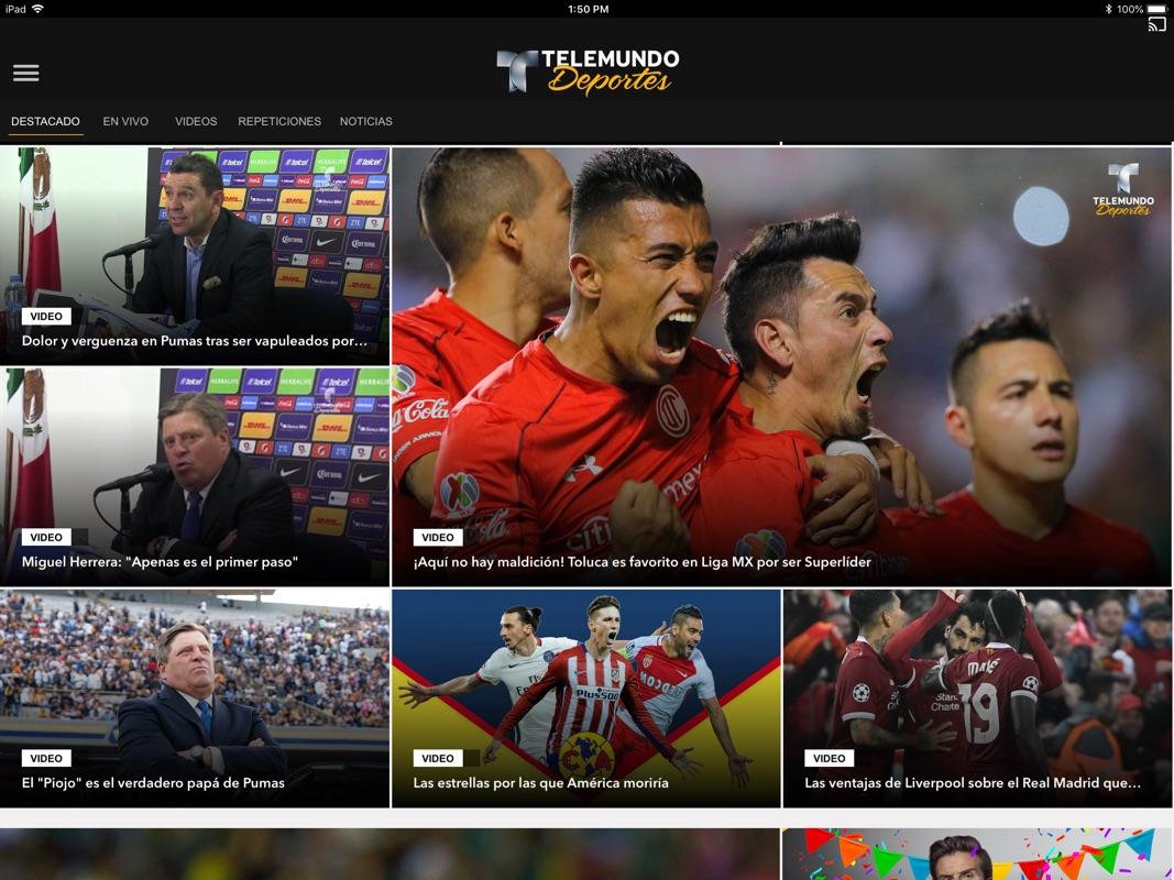 Telemundo Deportes - En Vivo - Online Game Hack and Cheat
