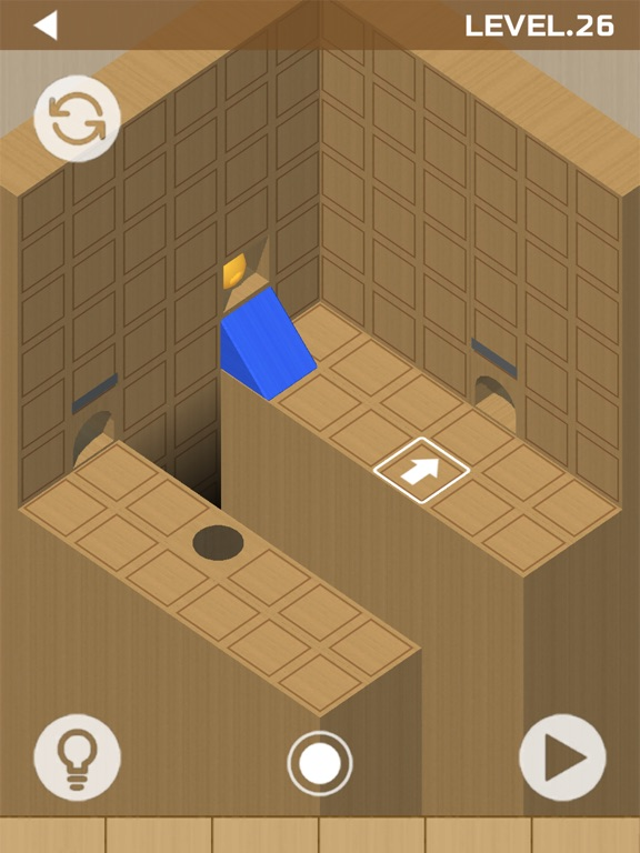Woodish Brick & Ball Puzzles screenshot 6