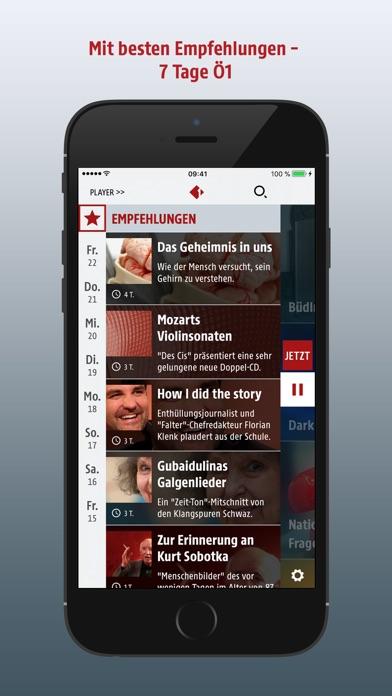 Radio Ö1 Скриншоты5
