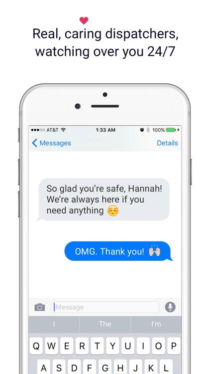 SafeTrek - Personal Safety screenshot-4
