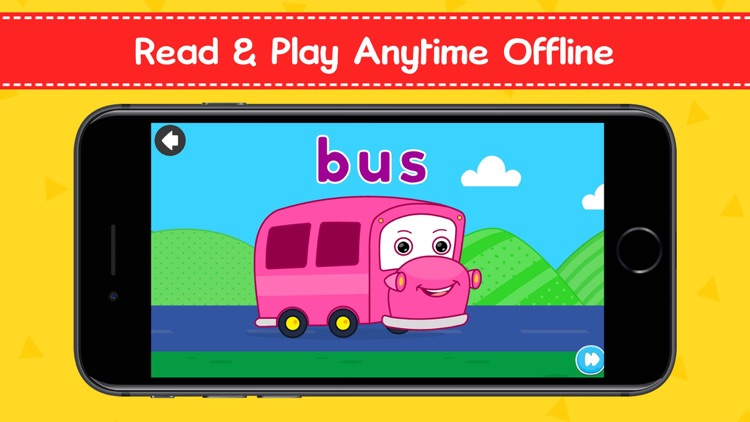 ABC Songs, Games & Phonics screenshot-9