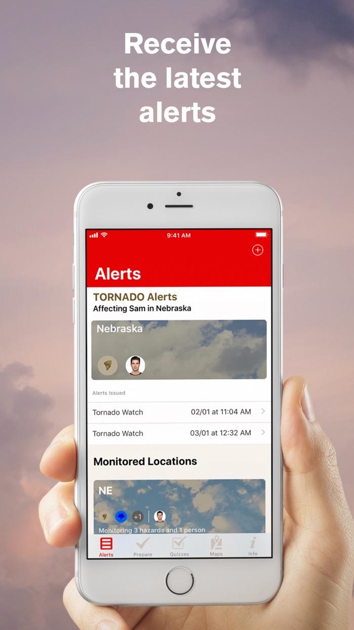 Tornado: American Red Cross Screenshot