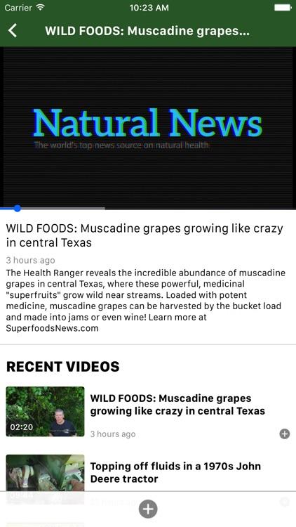 NaturalNews APP