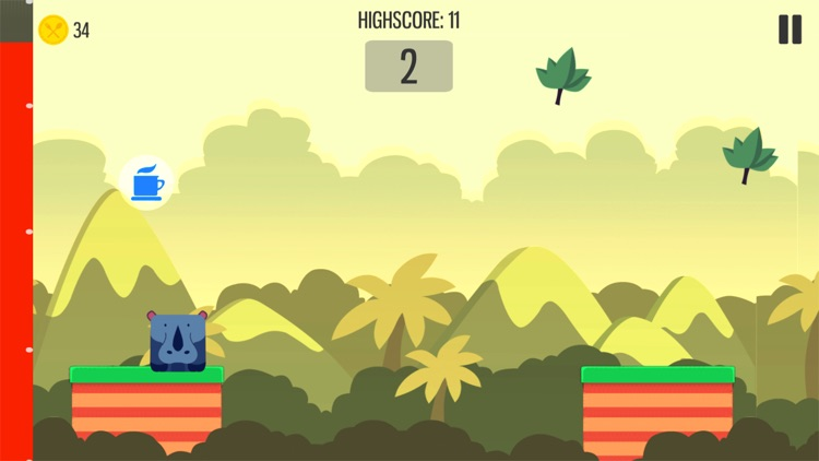 Junger Jump : Tap to jump game