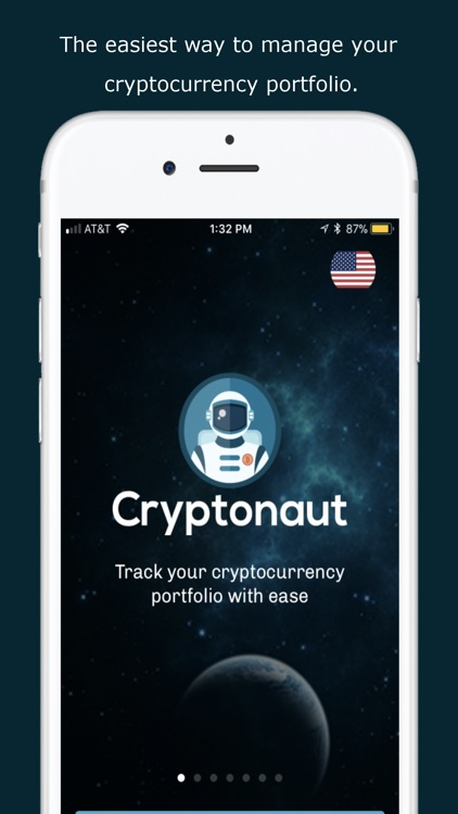 Cryptonaut - Crypto Tracker screenshot-0