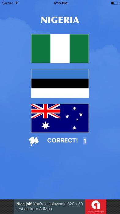 What's that flag? screenshot three
