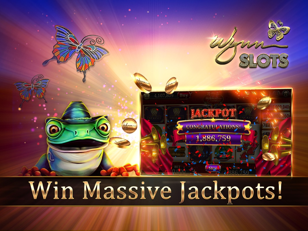 wynn slots online las vegas casino games