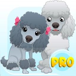 Toy Poodle Emoji Pro