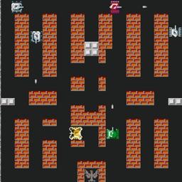 Battle City - War of Duo 90's Tank World