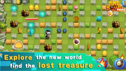 Bombermana-Dyna Blast Hero Screenshot 2