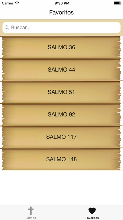 Biblia: Salmos con Audio screenshot-2