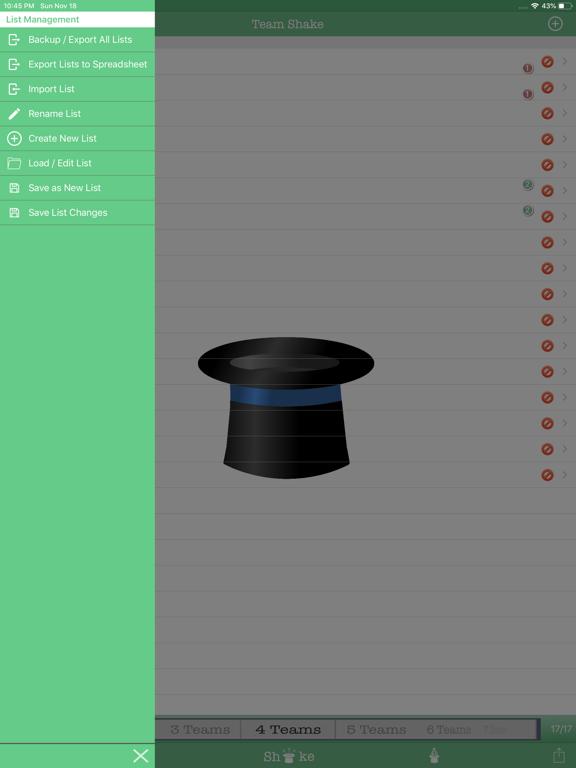 Team Shake Screenshot 4
