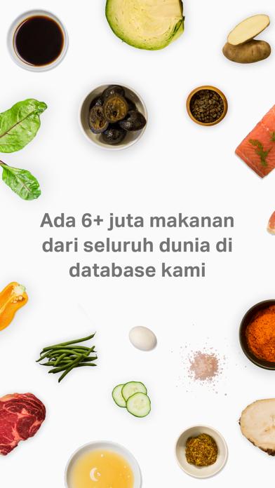 Screenshot for MyFitnessPal in Indonesia App Store