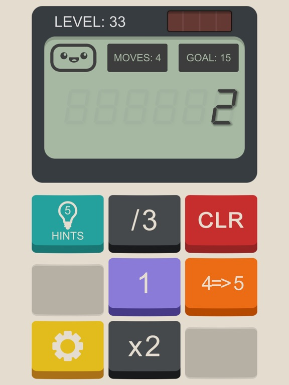 Calculator: The Game для iPad
