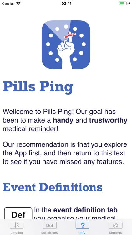 Pills Ping screenshot-7