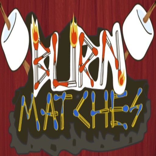 Burn-Matches Puzzle Game