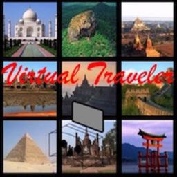 Virtual Traveler VR Taj Mahal